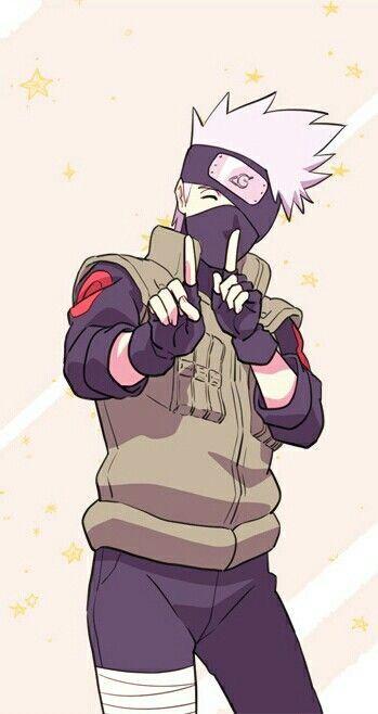 Cute Kakashi Kakashi Hatake Naruto Shippuden Anime Naruto Kakashi