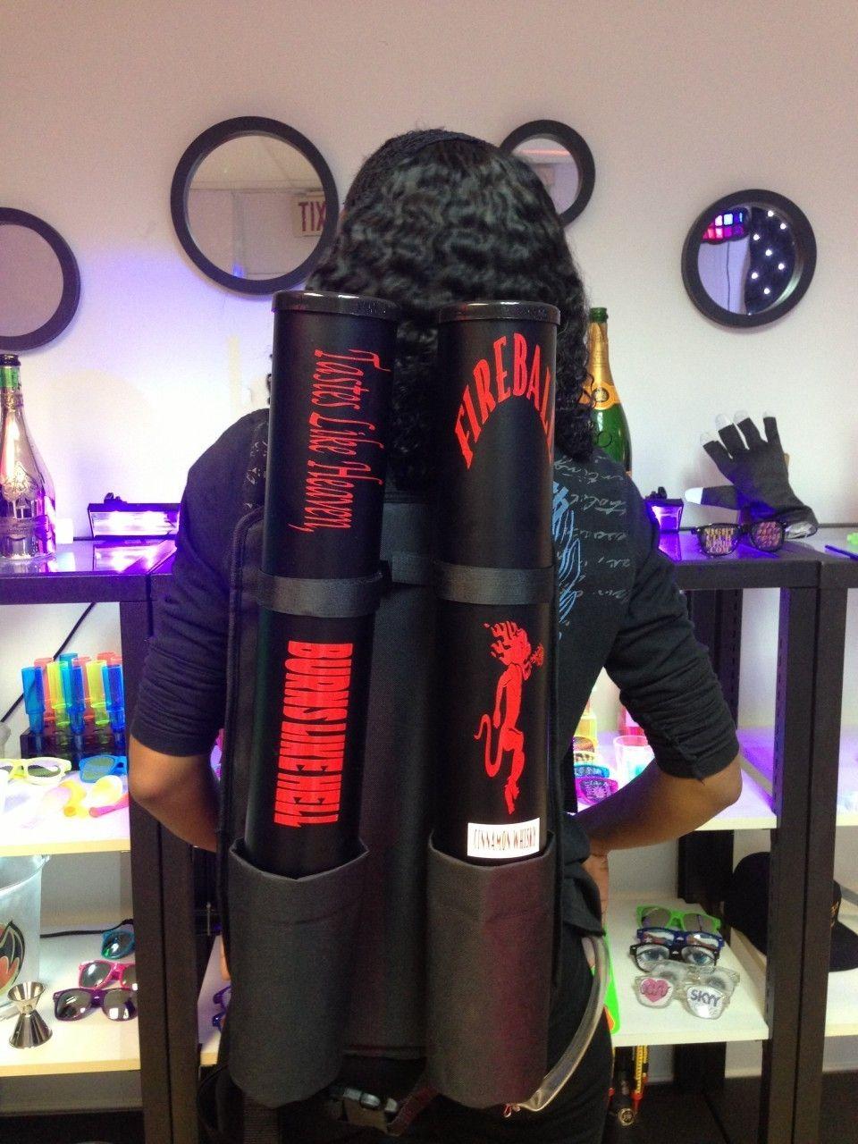 NightclubShop.com - DUAL SHOT DISPENSER BACKPACK, $129.99 (http://www.nightclubshop.com/dual-shot-dispenser-backpack/)