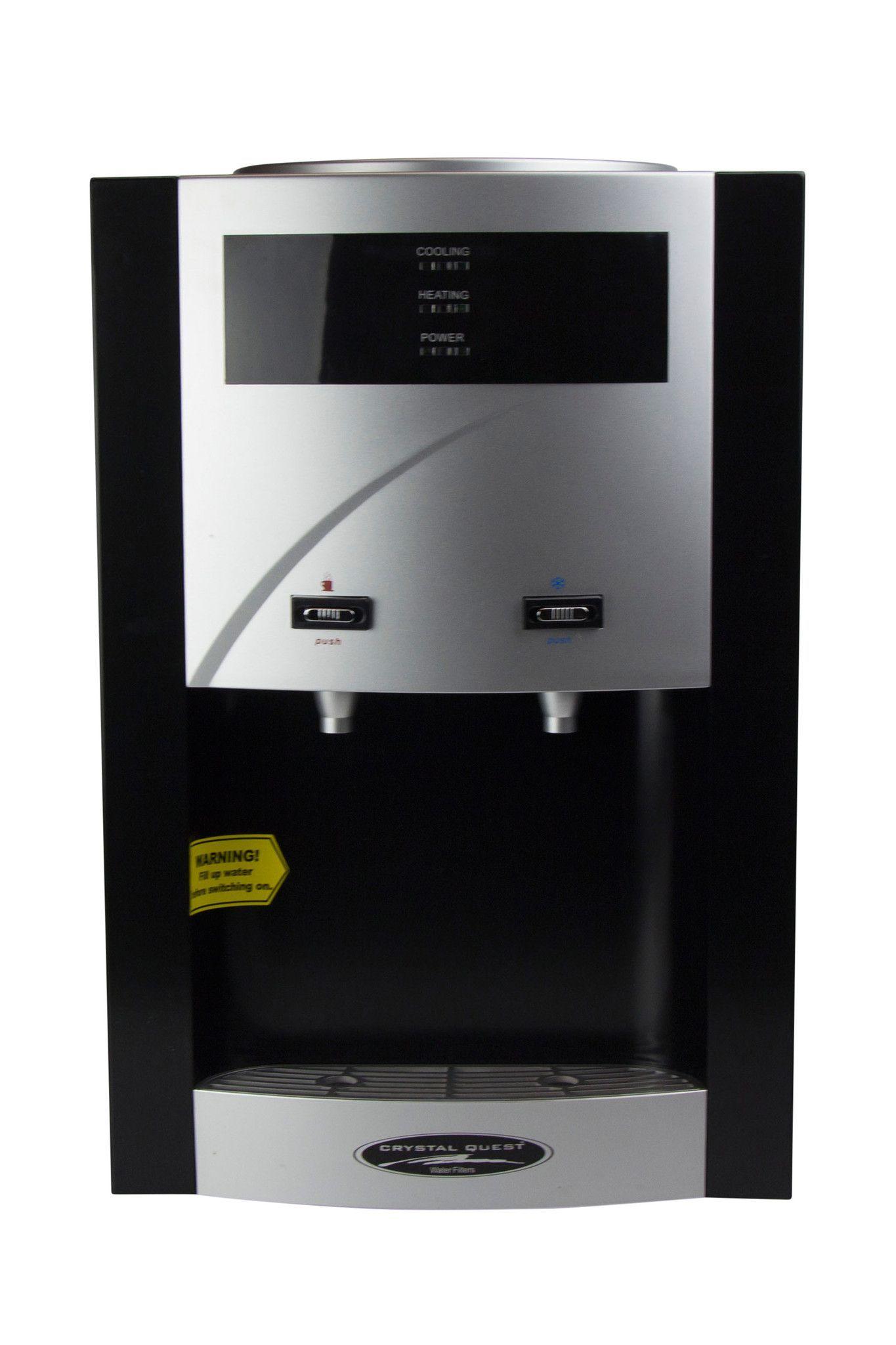TURBO Countertop Bottleless Water Cooler