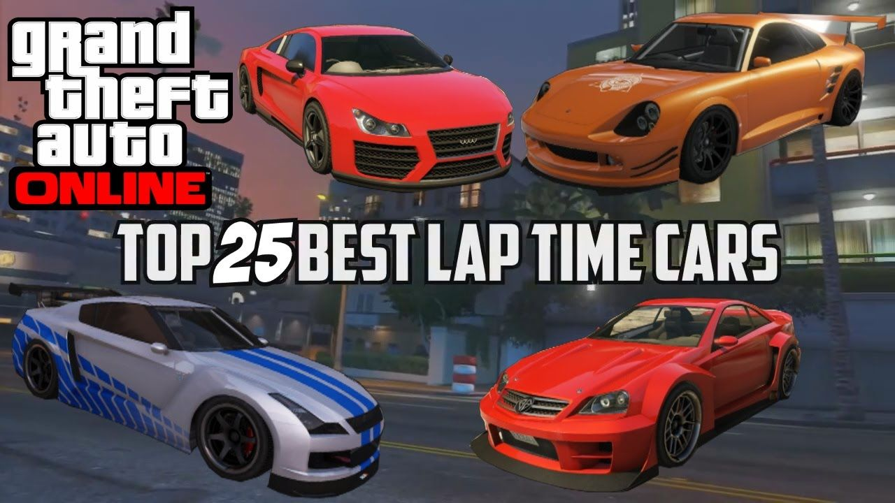 Gta 5 Top 25 Fastest Supercars Sports Cars Gta V Best Racing