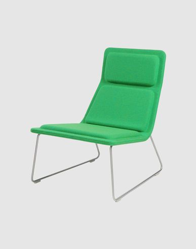 Cappellini Low Pad By Jasper Morrison Chairs