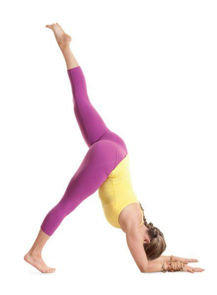 Yoga: Poses to Tone Your Arms