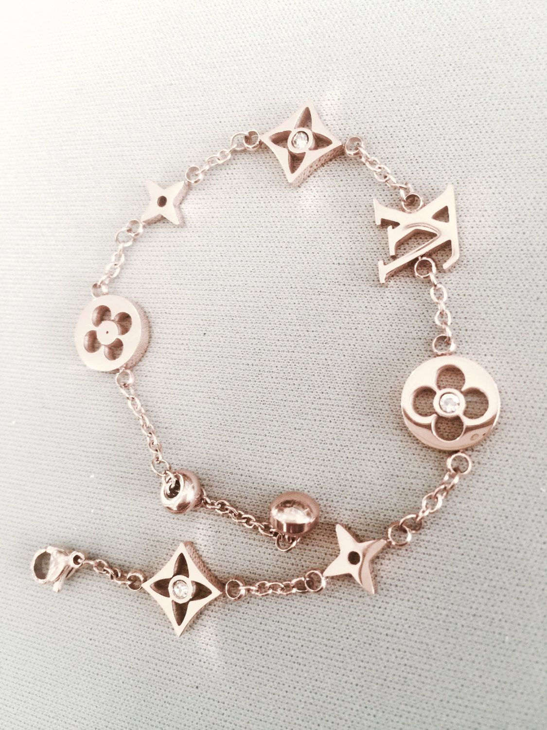 Lv bracelet jewellery watches keys pinterest bracelets