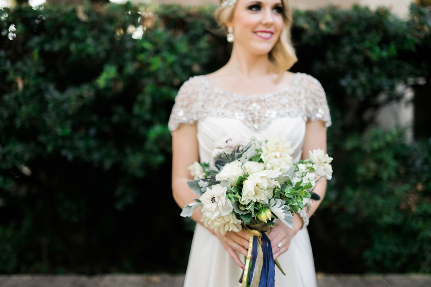 Photography: Anna Smith Photography - www.annasmithphotography.com  Read More: http://www.stylemepretty.com/2014/12/31/great-gatsby-inspiration-shoot/