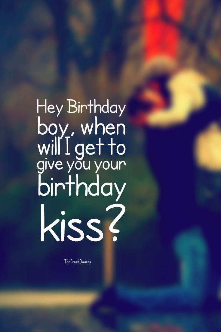 45 Cute And Romantic Birthday Wishes With Images Pinterest