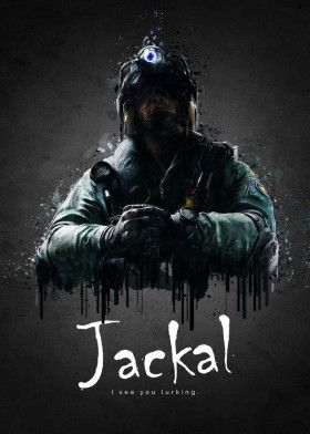 Rainbow Six Siege Jackal With Images Rainbow Wallpaper