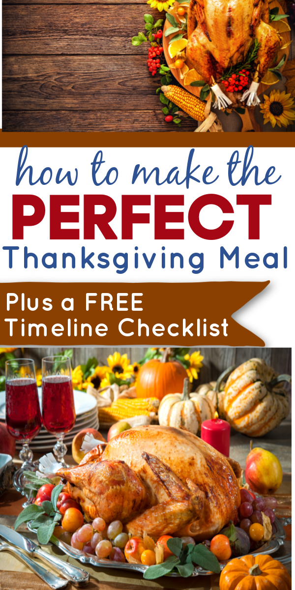 Host A Stress Free Thanksgiving With This Easy To Follow Timeline In 2020 Stress Free Thanksgiving Delicious Thanksgiving Thanksgiving Recipes