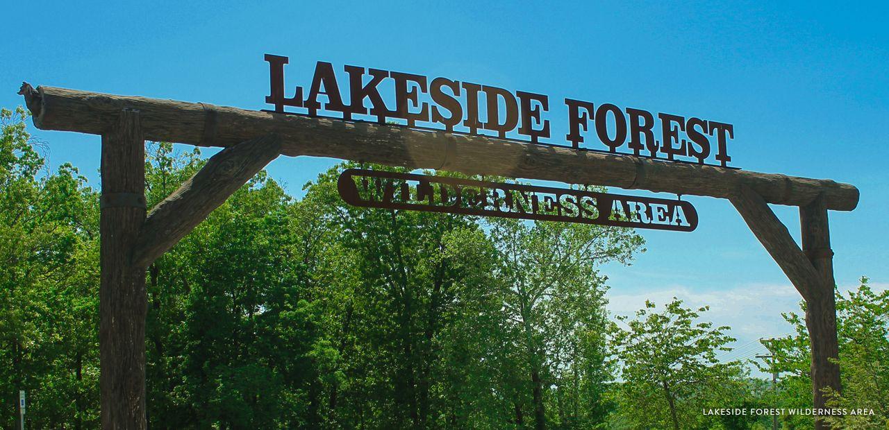 Lakeside Wilderness Hiking Trail Hiking Trails Wilderness Lakeside