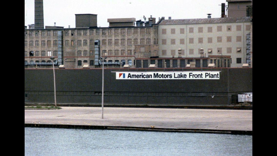Kenosha Lakefront Kenosha Wisconsin American Motors Kenosha