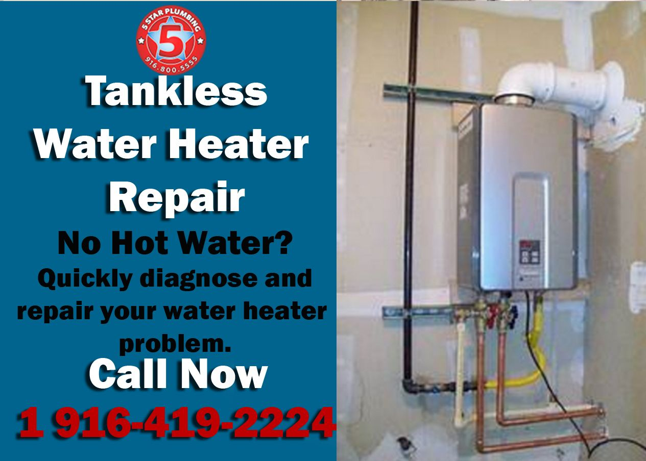 how to flush a navien tankless water heater