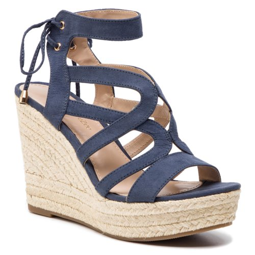 Sandaly Deezee Ls1310 1 Jeansowy Damskie Buty Sandaly Https Ccc Eu Shoes Fashion Wedges