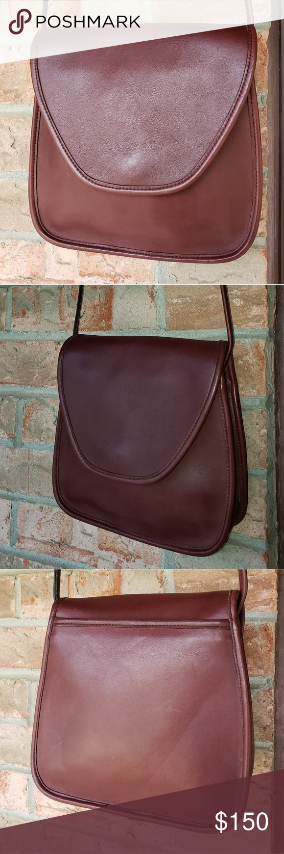 Spotted while shopping on Poshmark  Vintage coach bag.!  poshmark  fashion   shopping  style  Coach  Handbags 3afaf15a02