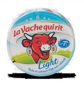La Vache qui rit® Light, 7% vet