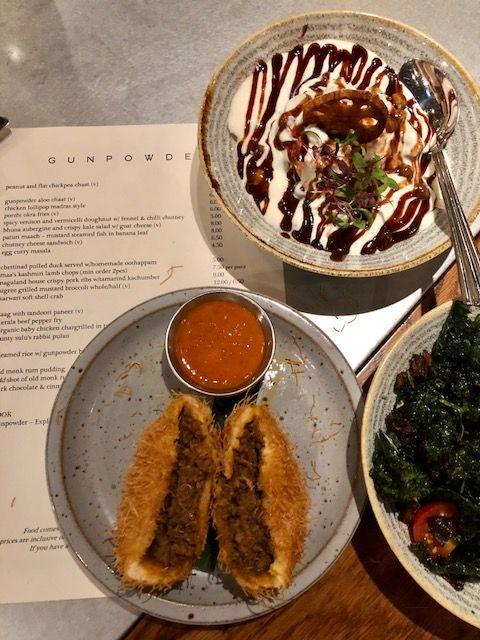 Gunpowder Restaurant In Tower Bridge London Food Blog
