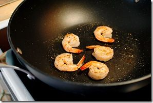 Mediterranean Shrimp Skillet | Iowa Girl Eats