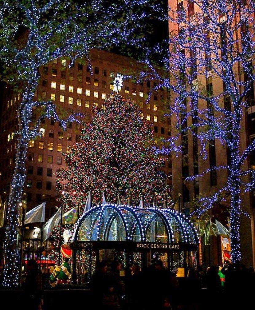 33 beautiful photos of Christmas in New York City, USA   Seasonal ...