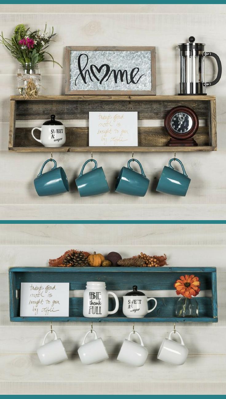 Coffee Bar Decor Kitchen