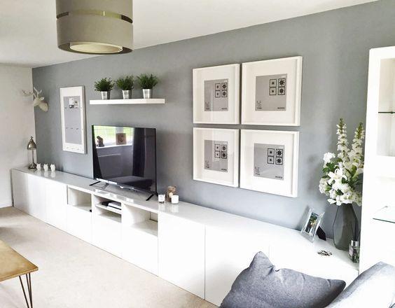 Zimmer einrichten mit Ikea Hacks - Diy Wohnzimmer | Wohnen ...