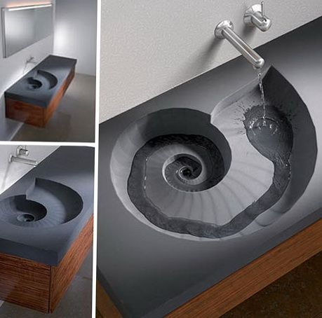 Quirky Bathroom Sinks if you want to have an all out house,then even things that are