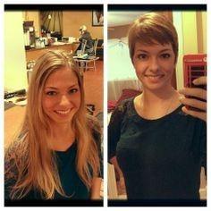 lang zu pixie   pixie haarschnitt, haarschnitt, frisuren