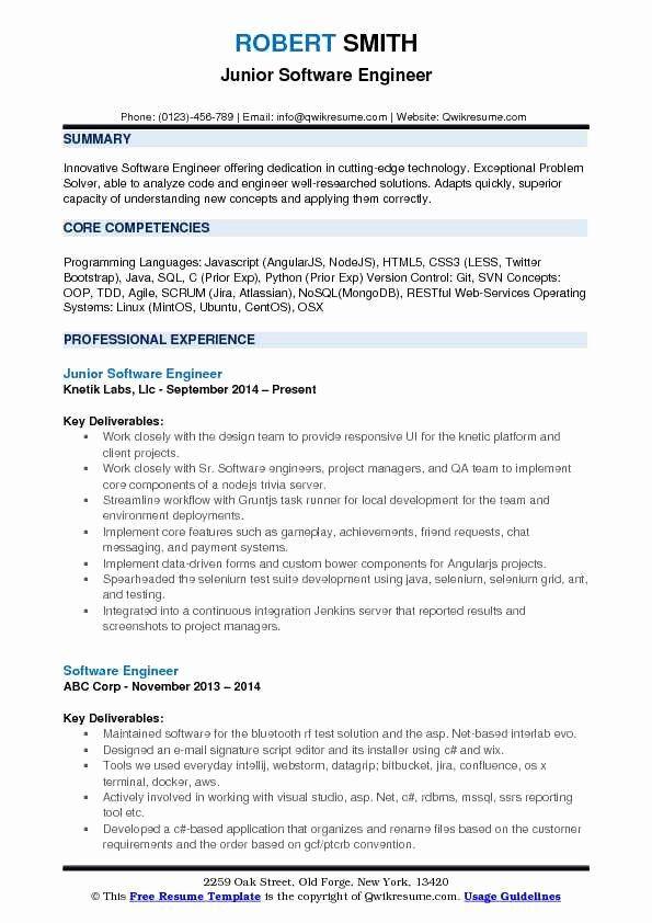 Front End Developer Resume Example Resume Examples Resume Web Developer Resume