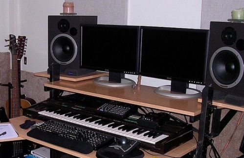 Simple Bedroom Recording Studio home recording studio equipment for dummies | home recording
