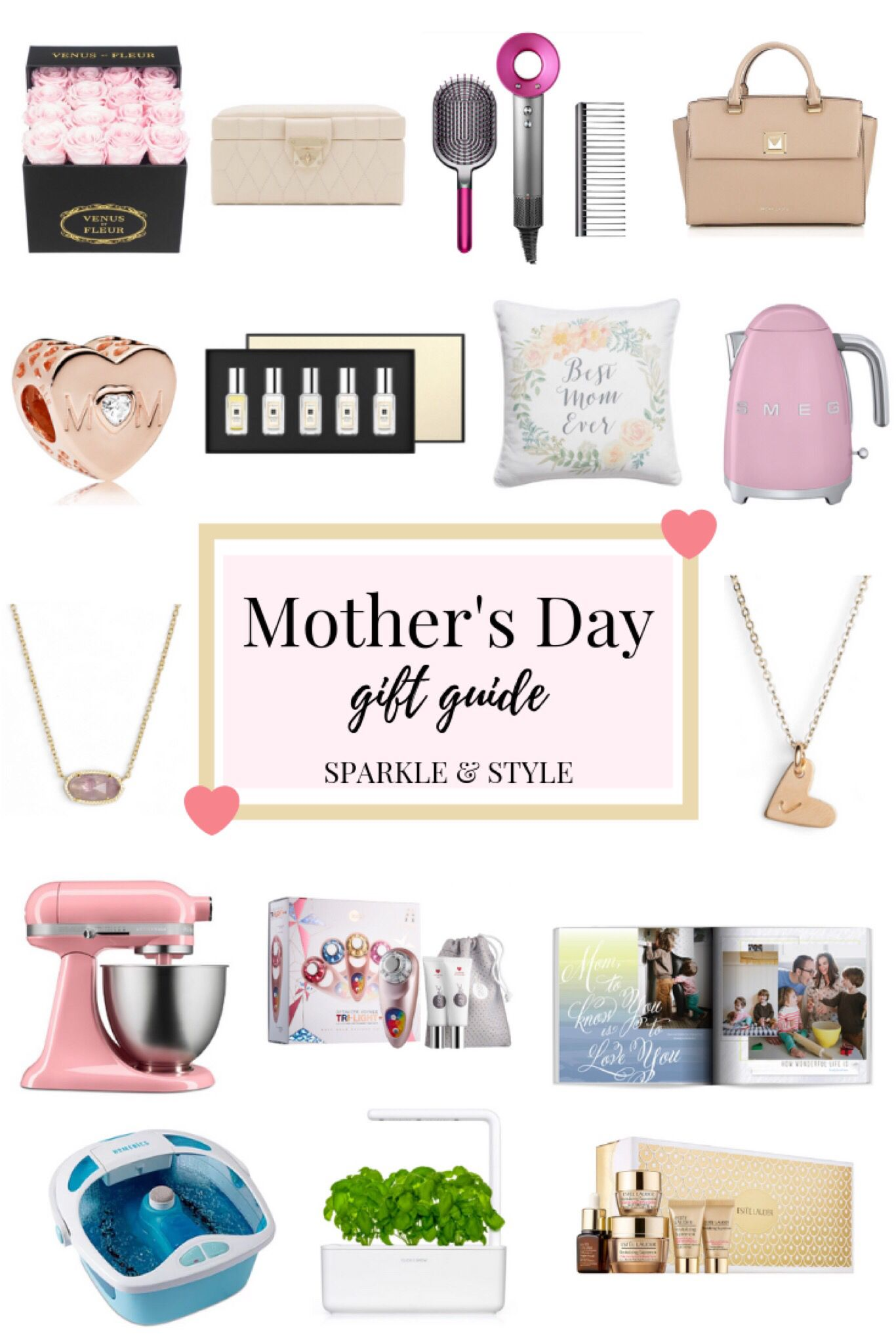 Mother S Day Gift Guide Sparkle Style Gift Guide Gifts Mother Day Gifts