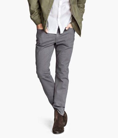 H&M Twill Pants Slim fit $29.95