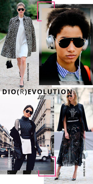 O novo óculos Dior que promete ser o queridinho das fashion girls ... d673a246a2