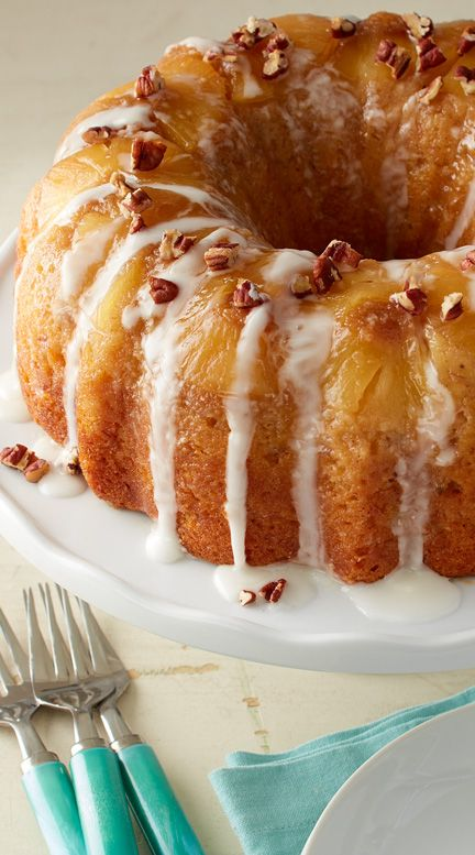 recipe: hummingbird cake in bundt pan [21]