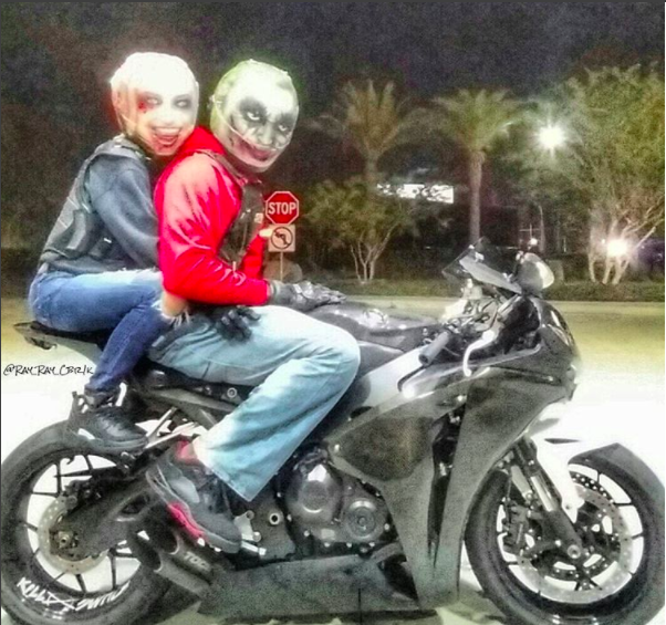 Harley Quin Motorcycle Helmets Sport Bikes And Stunt Life
