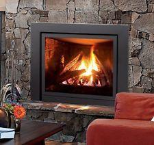 Enviro Q2 High Efficiency 24 000 Btu Natural Gas Propane Fireplace