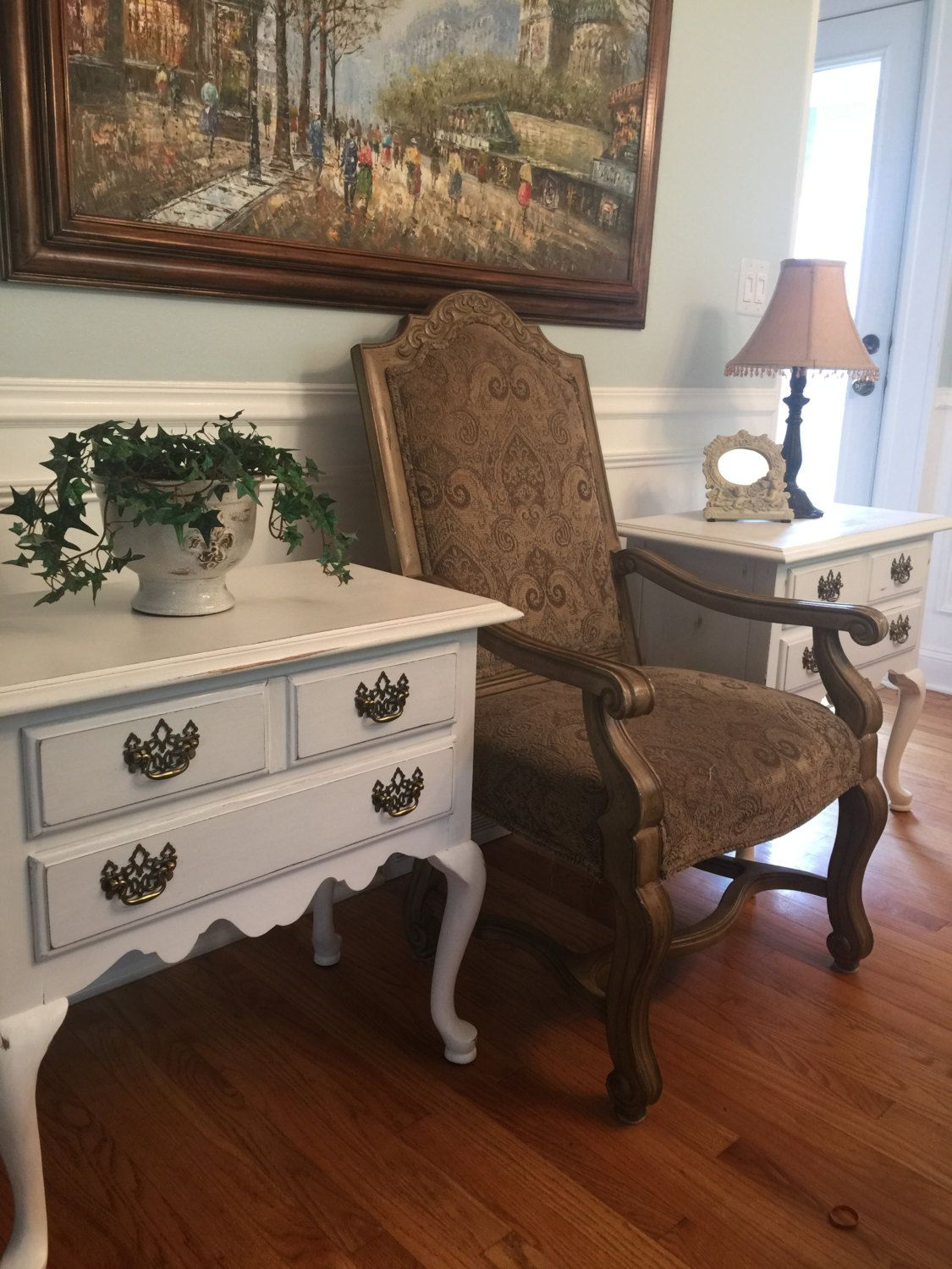 Night stands/end tables by Thomasville by VintageSowles on