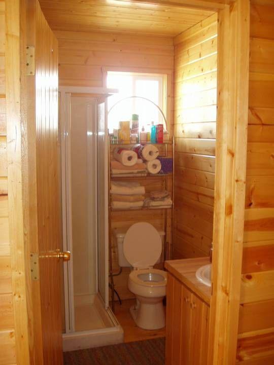 Small Cabin Bathroom Ideas Part - 32: Little Cabin Bathroom