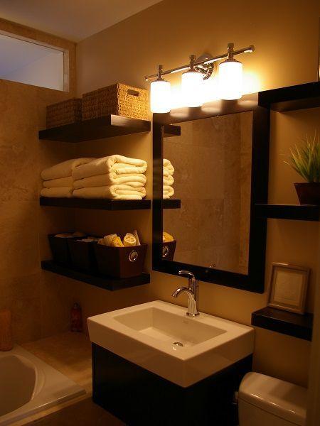 Bathroom Shelf Above The Toilet