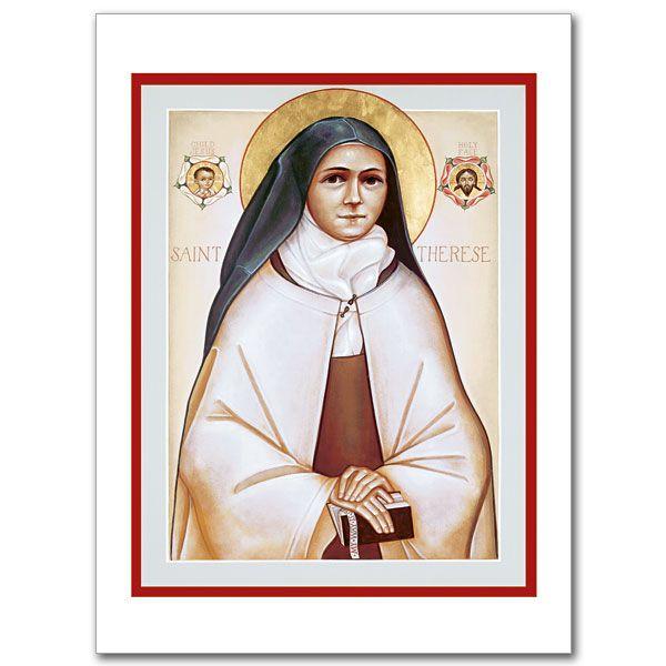 Image result for christian festal greetings card related to st image result for christian festal greetings card related to st theresa m4hsunfo
