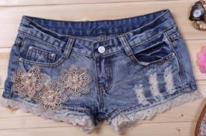 Embellished shorts shop us now! neonlily.bigcartel.com
