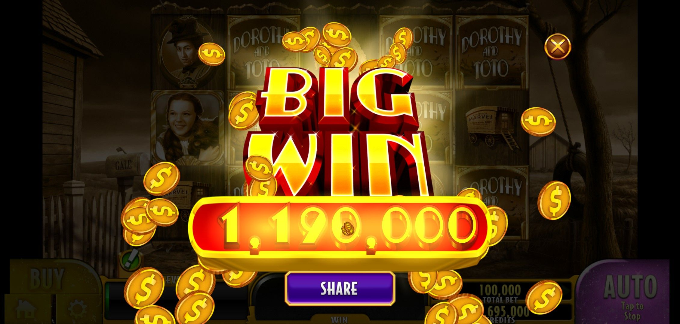 Pin by kristin fox on big smile wizard of oz slots