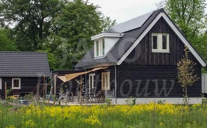 Houten Woning Ideeen : Woning op maat maatwerk van jaro houtbouw houten huizen