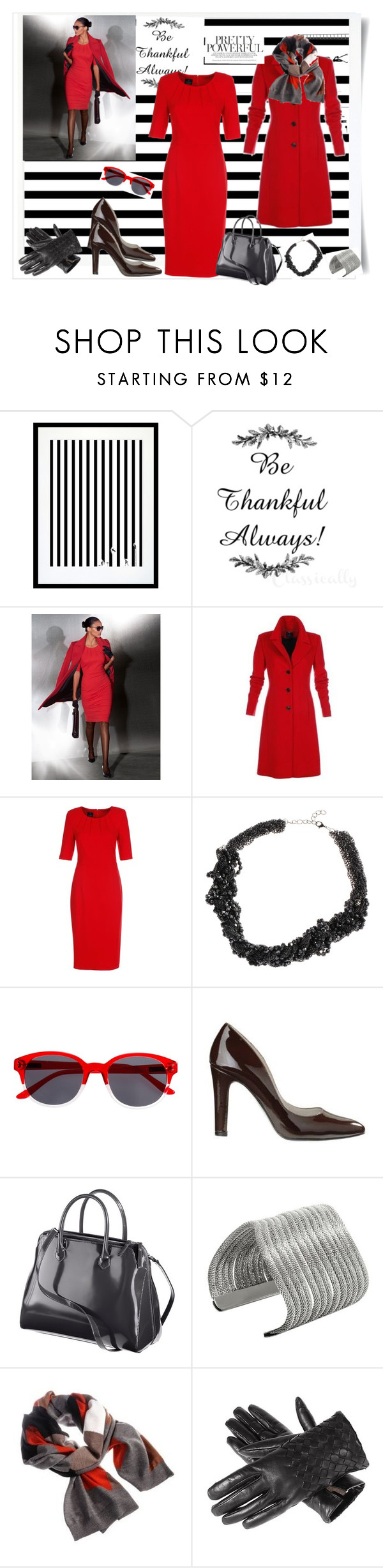 """Madelene outfit by rousou"" by rousou ❤ liked on Polyvore featuring Eleanor Stuart"