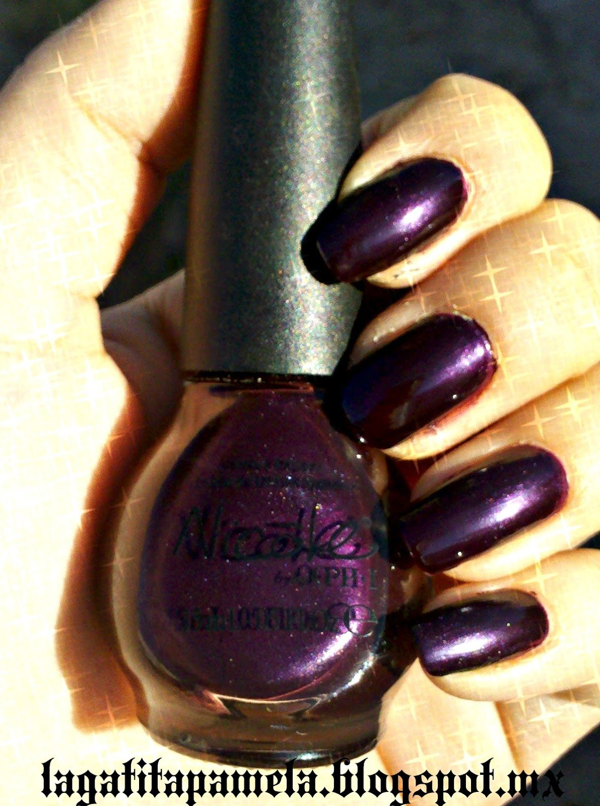 nicole by opi show you care | My Old Polishes | Pinterest | OPI ...