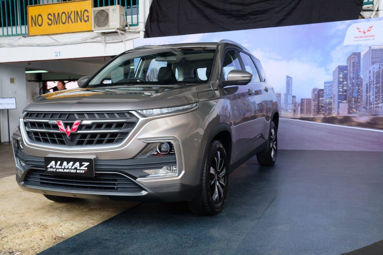 Ini Dia Penampakan Wuling Almaz Wuling Motors Resmi Mengumumkan Nama Suv Terbarunya Yaitu Almaz Yang Dalam Bahasa Arab Memiliki Definisi Suv Multimedia Mobil