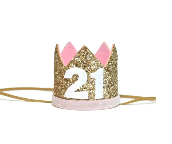 Adult Birthday Crown