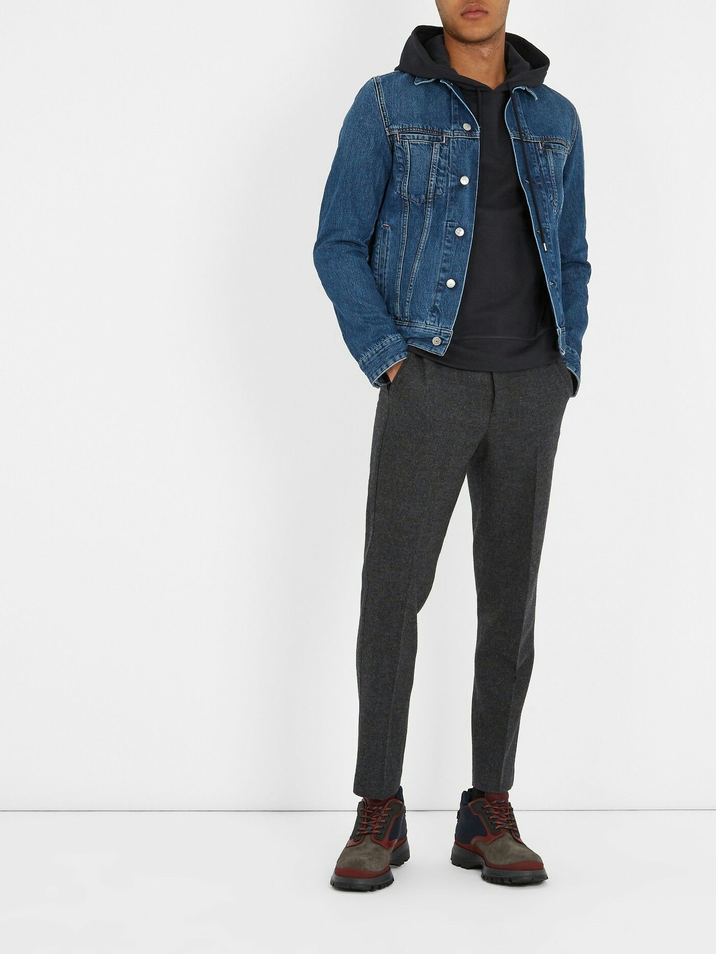 6089559e804 ACNE STUDIOS Pass denim jacket £300        PreviousNext