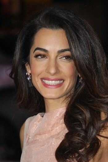 Amal Clooney - our brand is crisis premiere