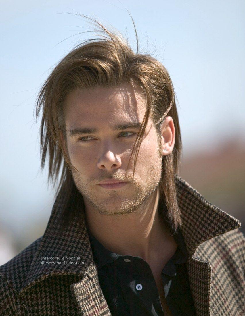 Long Hair Styles Men Hairstyles Mens Pinterest Long Hair