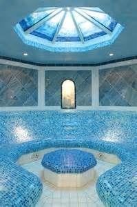 amethyst crystal steam room - Bing images | My hotel | Steam room ...