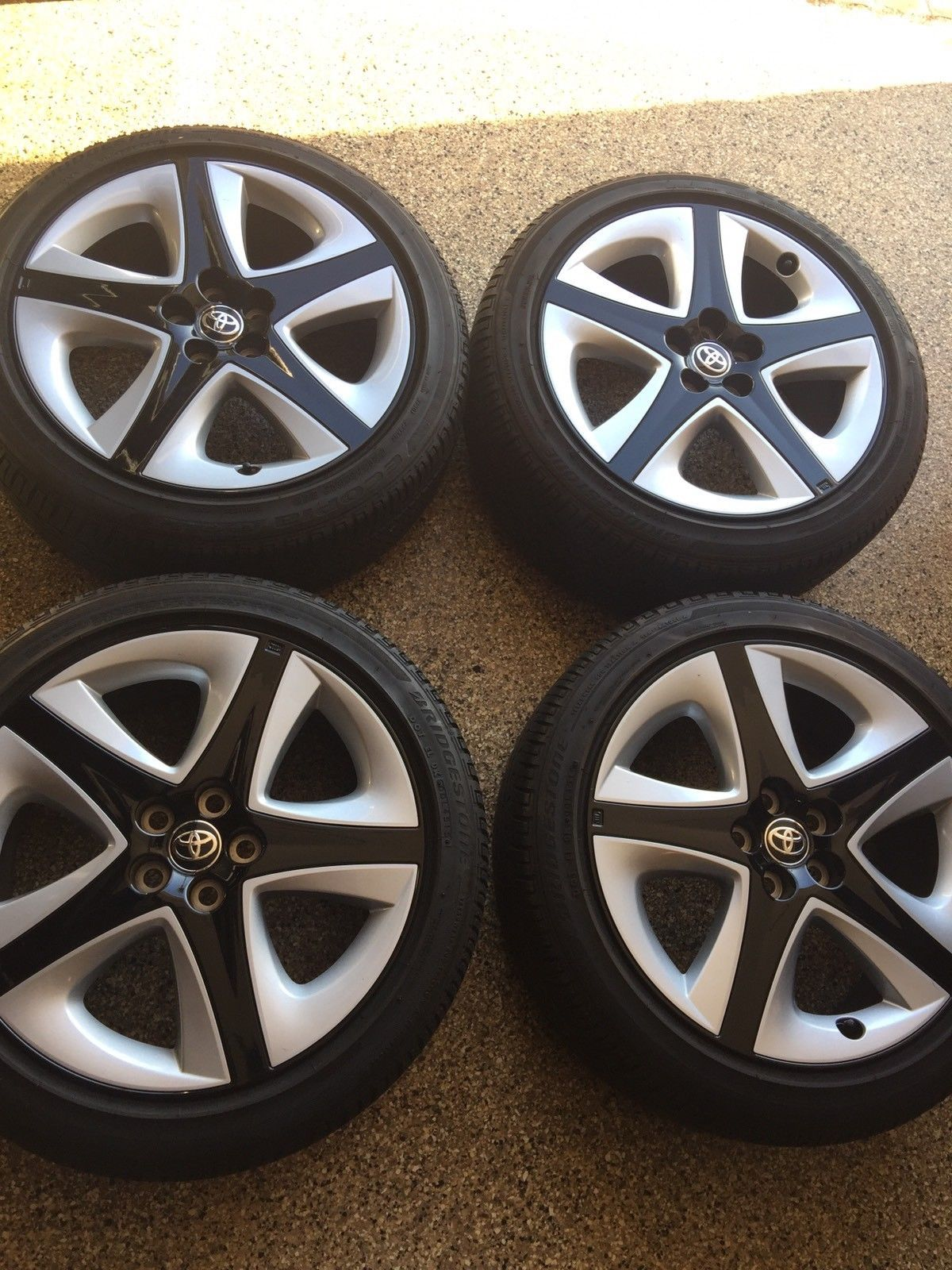 toyota aluminum alloy tacoma wheel rim wheels htm
