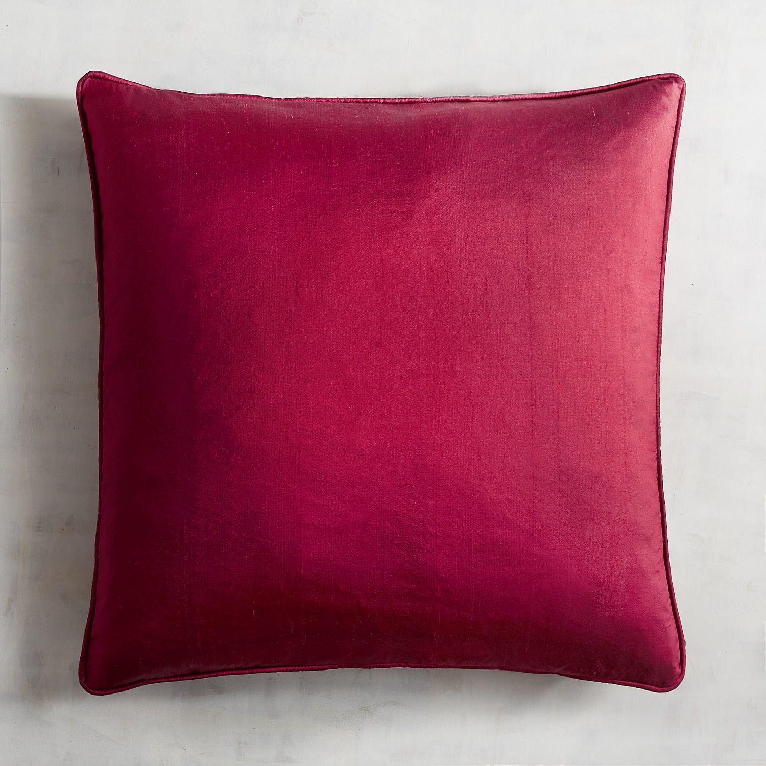 Solid Color Decorative Throw Pillows