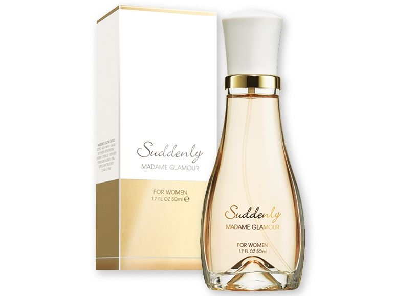 Suddenly Eau De Parfum Madame Glamour Jueves 28 04 Parfum Kosmetik Duft